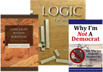 Logic For Beginners, Third Edition Plus Concealed Within Scripture and Why I'm Not A Democrat